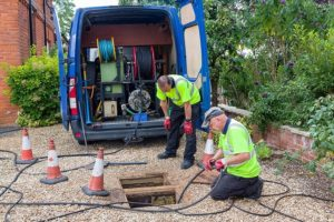 sewer line cleaning service in NJ