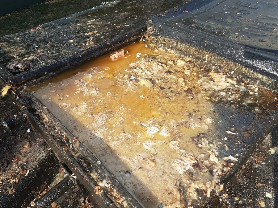 grease trap cleaning in NJ