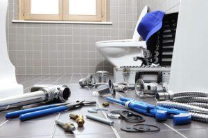 toilet repair, installation or replacement plumber