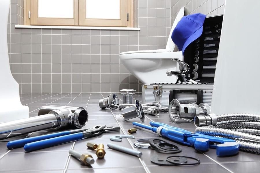 Toilet unclogging & repair services