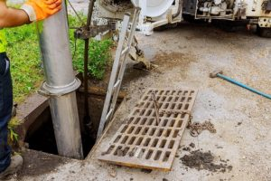 sewer cleaning & unclogging in NJ