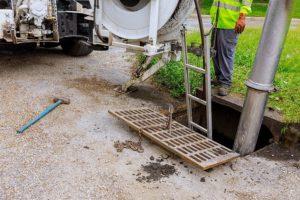 sewer line maintenance