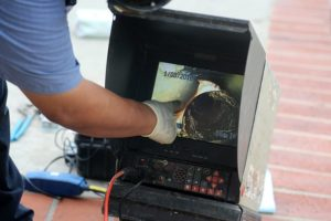 sewer video line inspections NJ