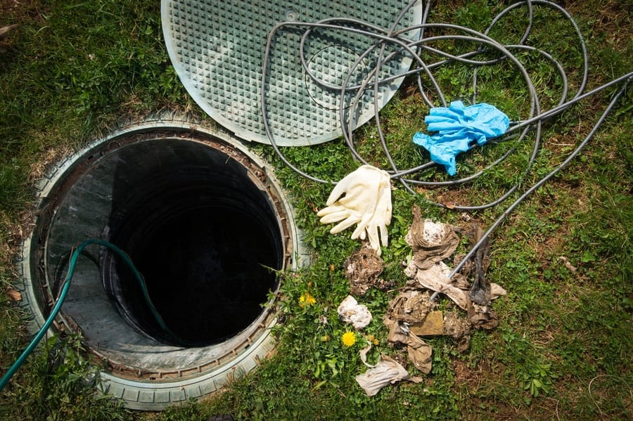 sewer services in NJ