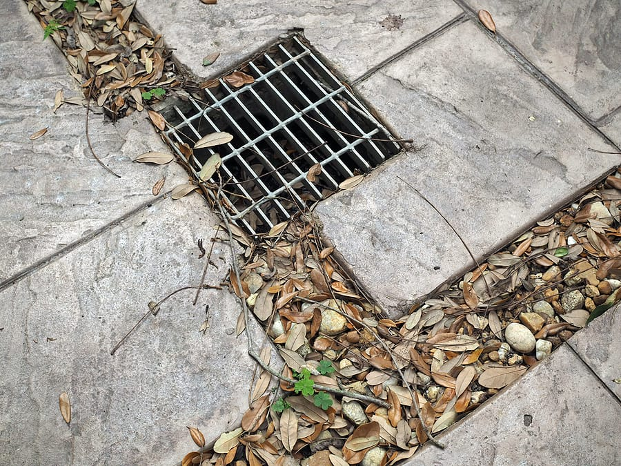 outdoor drain cleaning in NJ